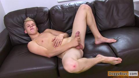 DoggyBoys - Blond Twink Boys First Time On Video (Bert Meyer)