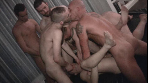 London Uncut Gangbang