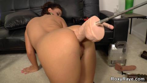 Roxy Raye-Mechanical Orgy