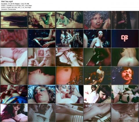 Wet Sex (2008) VHSRip