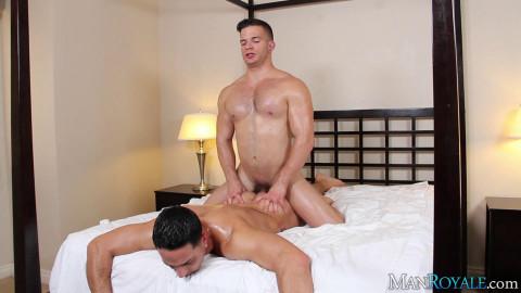Bedroom Massage (Angel Rock & Andrew Fitch)