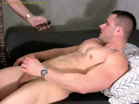 Caleb Hawt Student & Bodybuilder Let us Me Jerk & Blow Him!
