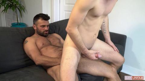 Jeremy Spark and Benjamin Blue