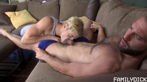 FamilyDick Taylor Reign & Donnie Argento - Sit Back & Relax