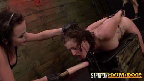 SexualDisgrace - May 23, 2014 - Pain Sex Slave Aryah May is Used & Wrecked