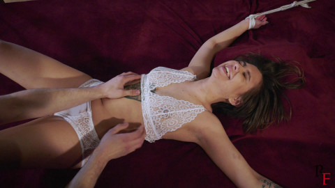 HD Power play Sex Movie scenes Intensive tickling for ardent Rachel
