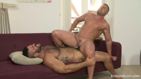 Sex Men : Gym Rats (Rogan Richards & Gabriel Lunna)