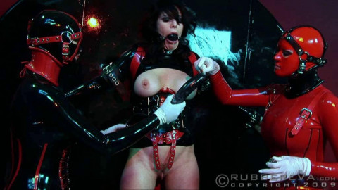 Rubber Fetish Videos 5