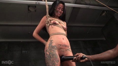 Rope Bondage For Beauty Slave Chillycarlita