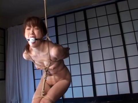 anal enema bondage