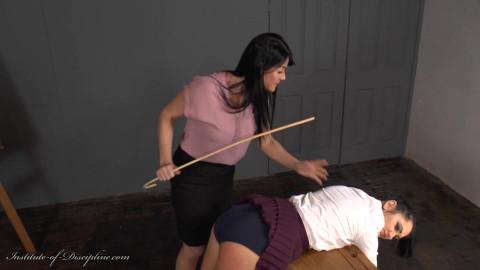 Bad Marks - Scene 2 - Lisa and Bonnie - Full HD 1080p