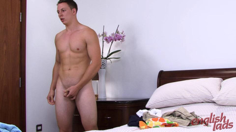 Muscular Pt Jacob Straight Hunk One Very Hard Uncut