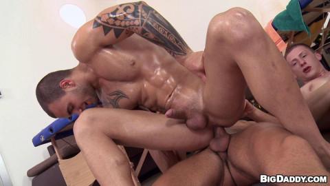 Hot Threesome Ivo Kerk, Fernando Torreta & Savkov (720p)