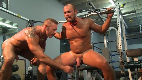 Colin Steele ,Jessie Balboa - Gym Training Torment - Part 9