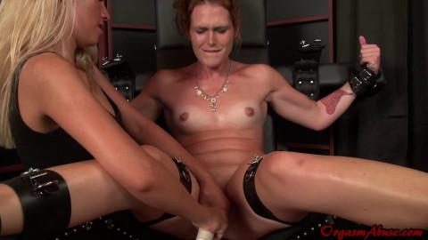 OrgasmAbuse - Aris Cant Stop Cumming
