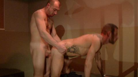 UKNakedMen - Thierry Lamasse and Jake Ryder