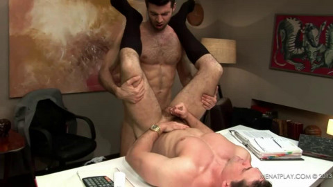 Men At Play - Internal Investigation - Dario Beck and Pau Casserras