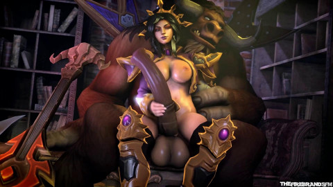 Best Animated Porn Compilation - World of Warcraft Edition - Full HD 1080p