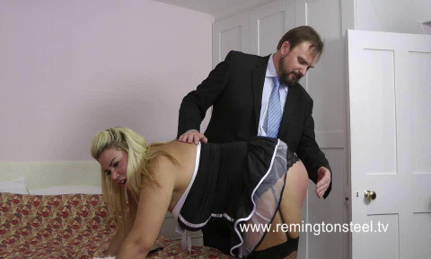 Remingtonsteel - Another story from the sexy cleaning company