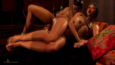 The Exotic Azizza - HD 720p