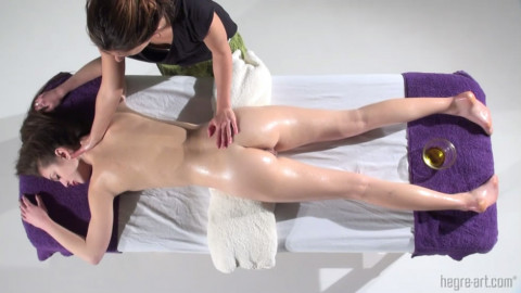 Dominika C Triple Big O Massage