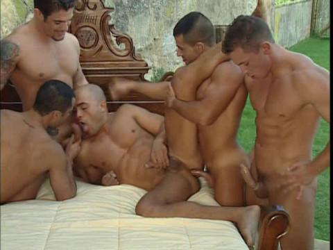Plenty Orgies With Muscle Men