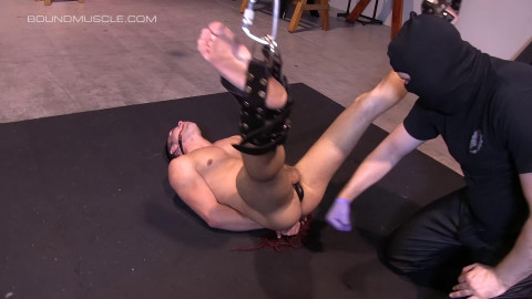His Muscle Toy - Part 3