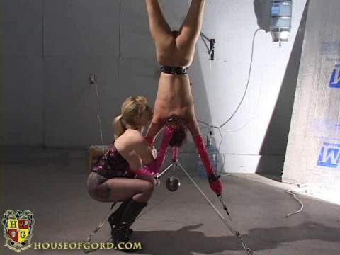 Sasha Monet - Inverted Water Torture Jul25 2014