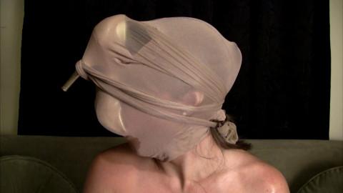 Elizabeth Andrews - How to wear a high heel gag Pt 2