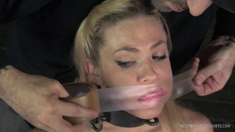 Sealed Shut Slut Bailey Blue Cyd Black