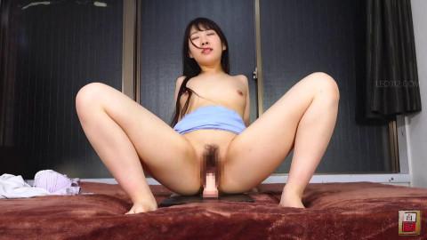 Pee Patience Dildo Masturbation
