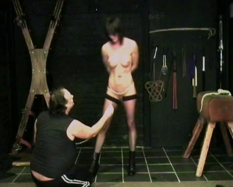 Slavegirl Daniella Bitch Treatment