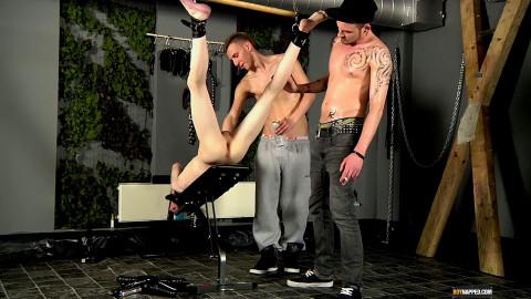 Sharing A Slutty Twink Slave