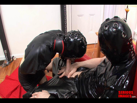 SI - Rubber Couple Afternoon Play Time