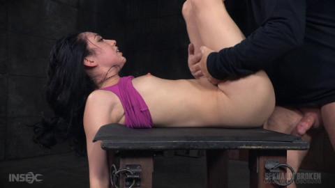 The final part of Aria Alexander show epic deepthroat (2015)