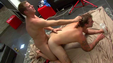 Straight Fellas: Troy and Travis