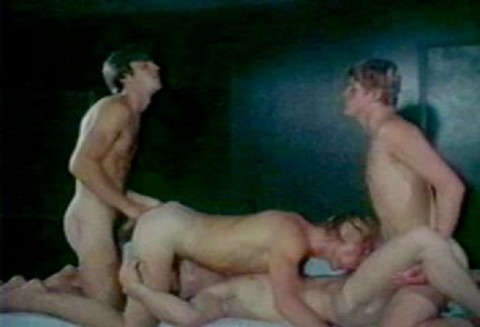Bareback Tub Tricks (1982) - Lee Marlin, Frank Evans, David Lord
