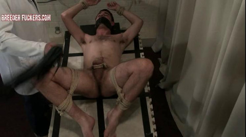 Alex - Tied,Cock Manipulated Till Erect