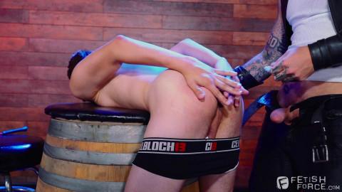 Dominate Fuck At Fetish Bar