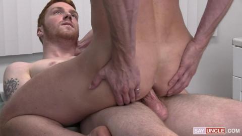 Sebastian Hunt copulates Johnny Fords dark hole 720p
