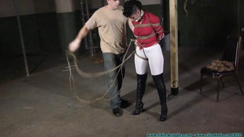 Enchantress Sahrye tied