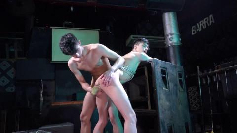 Bareback Latinoz - Crazy Ass Boys
