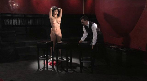 Master Costello - Slave Girl Casting 1