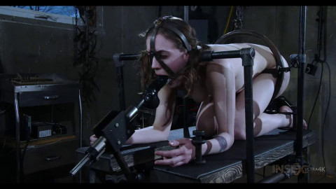 Tight bondage, spanking and torture for naked sexy slut part 2 HD 1080