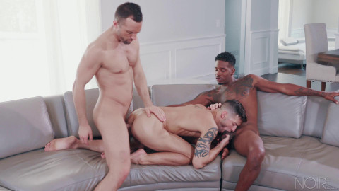 Noir Male - Marquee D Angelo, Casey Everett and Colby Tucker 1080p