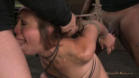 Rope Sadistic & Orgasm Overload (Audrey Rose) SexuallyBroken