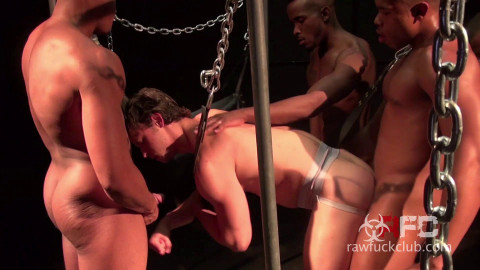 Raw Fuck Club - Nate Receives All the Nuts