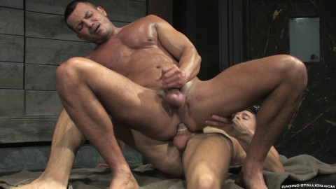 Jay Roberts bonks Angelo Marconis anal opening 1080p