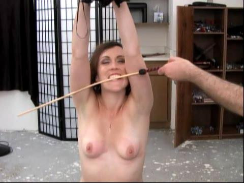 Hogtie Caning And Enema For Pain Slut Maddie