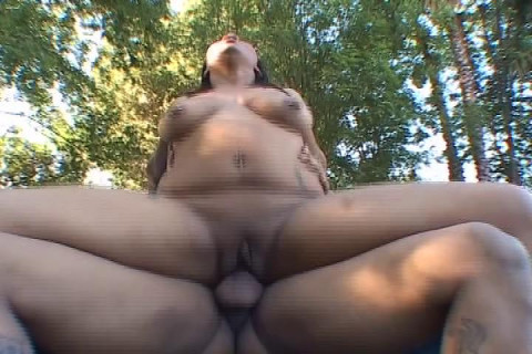 All-Natural Plump Whore Pussy Packed